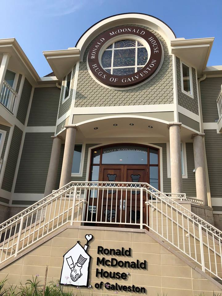 Ronald McDonald House – Kathleen Maca on